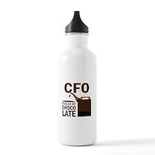 Cfo (Funny) Gift Water Bottle