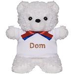 Dom Fiesta Teddy Bear