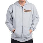 Dom Fiesta Zip Hoodie