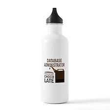 Database Administrator (Funny) Gift Water Bottle