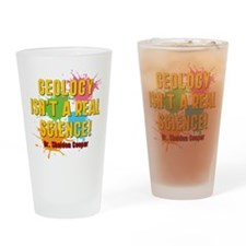 The Big Bang Theory Drinking Glass
