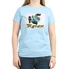 Dental Relax Women's Pink T-Shirt