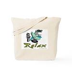 Dental Relax Tote Bag