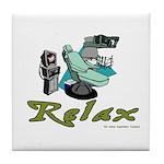 Dental Relax Tile Coaster