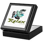 Dental Relax Keepsake Box