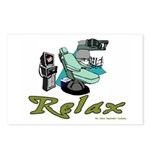 Dental Relax Postcards (Package of 8)