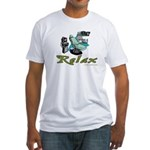 Dental Relax Fitted T-Shirt
