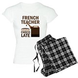 French Teacher (Funny) Gift pajamas