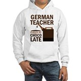 German Teacher (Funny) Gift Hoodie