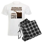 Journalism Professor (Funny) Gift pajamas