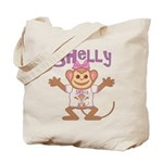 Little Monkey Shelly Tote Bag