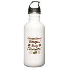 Occupational Therapist Gift Funny Water Bottle