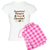 Occupational Therapist Gift Funny pajamas