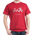 Acetylcholine is Learned Dark T-Shirt