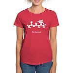Acetylcholine is Learned Women's Dark T-Shirt
