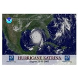 HURRICANE KATRINA - (LARGE)