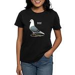 Blue Saddle Homer Women's Dark T-Shirt