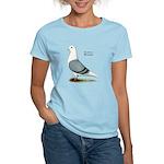 Blue Saddle Homer Women's Light T-Shirt