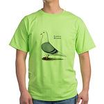 Blue Saddle Homer Green T-Shirt