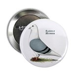 "Blue Saddle Homer 2.25"" Button (100 pack)"