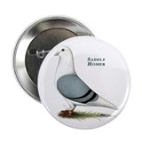 Blue Saddle Homer 2.25&amp;quot; Button (100 pack)