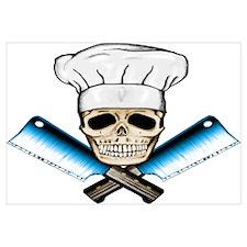 Chef Skull--Color 1-
