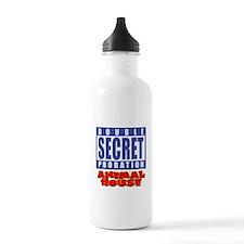 Double Secret Probation Animal House Water Bottle