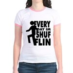 Shufflin Jr. Ringer T-Shirt