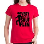 Shufflin Women's Dark T-Shirt
