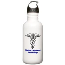 Medical Laboratory Technology Water Bottle