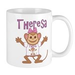 Little Monkey Theresa Mug