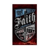 Shield of Faith Decal