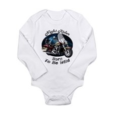 Kawasaki Nomad Long Sleeve Infant Bodysuit