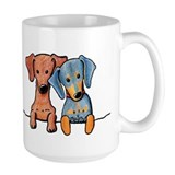 Pocket Doxie Duo Mug