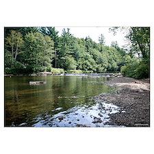 9X12 - Adirondack River 56