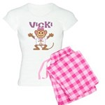 Little Monkey Vicki Women's Light Pajamas