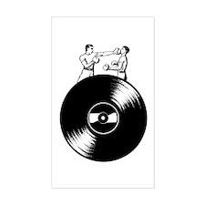 Vinyl Fight Decal