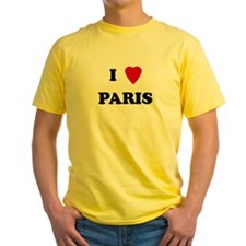 I Love Paris T