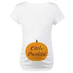 Pumpkin Maternity T-Shirt