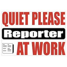 Reporter Work