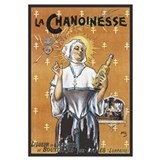 Vintage French La Chanoinesse