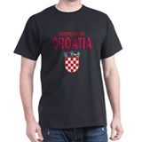 Property of Croatia T-Shirt