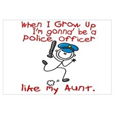 Police Officer Like My Aunt 1