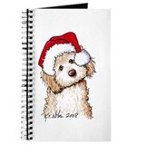 Santa Phantom Doodle Journal