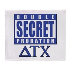 Delta House Double Secret Probation Stadium Blank