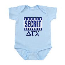 Delta House Double Secret Probation Infant Bodysui