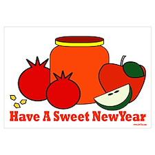 Jewish Sweet New Year