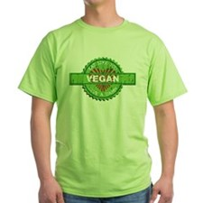 Vegan Eat Like You Give a Damn T-Shirt