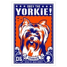 Yorkshire Terrier Large Propaganda