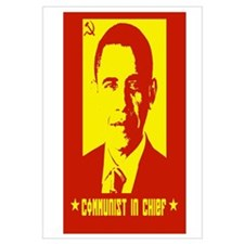 Obama Communist in Chief